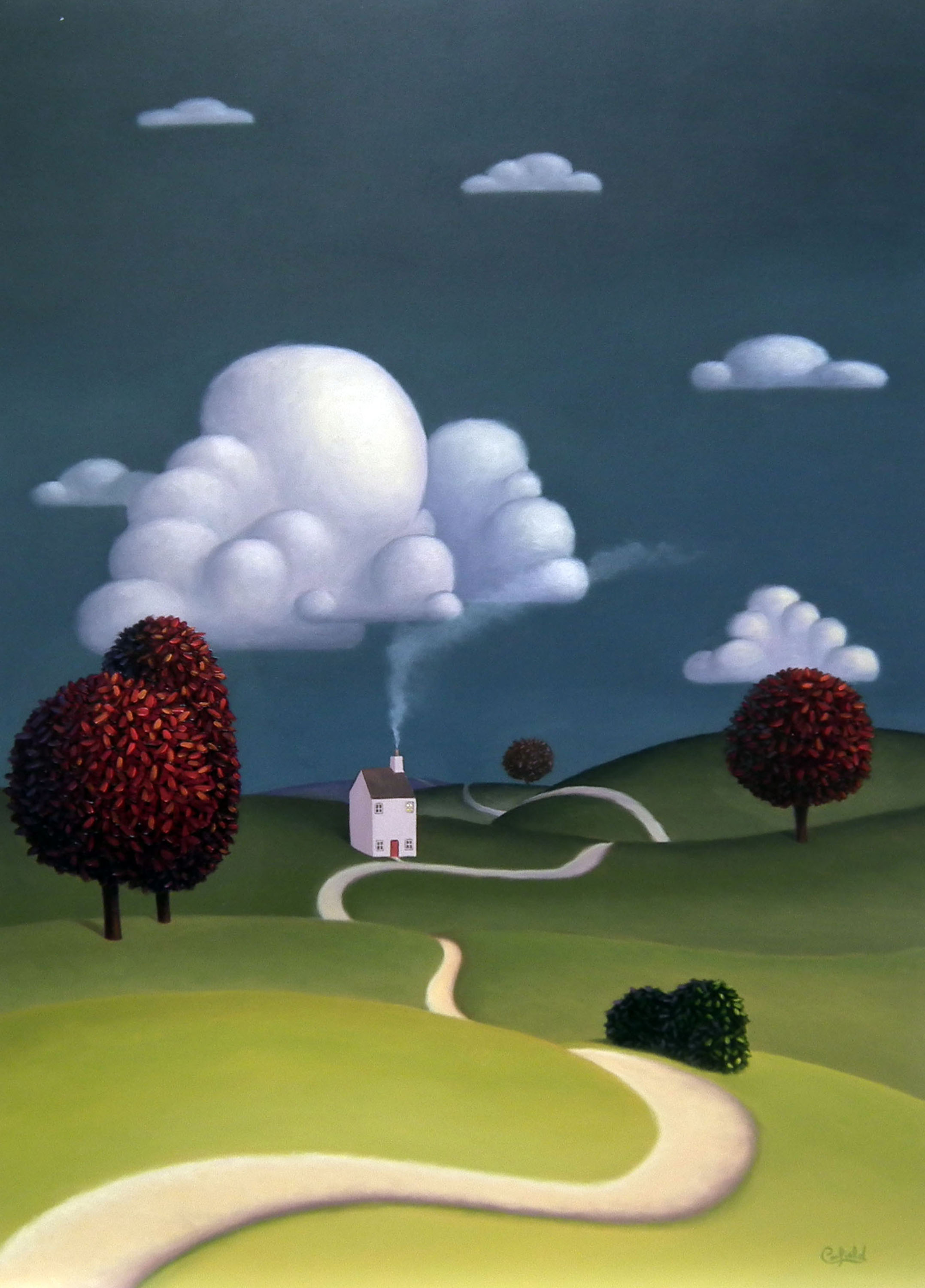 Paul Corfield Late In The Evening